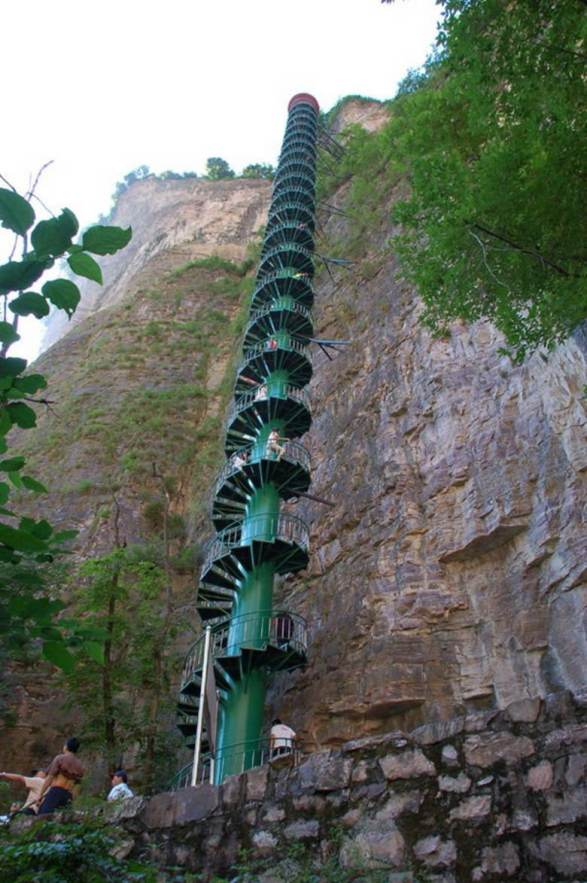 Spiral-Staircase-in-Taihang-Mountains-China