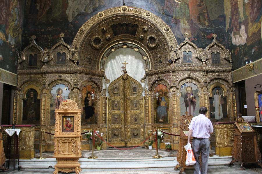 Ставропольский монастырь