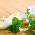 Применение эфирного масла мяты