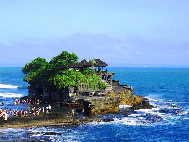 самые красивые острова мира