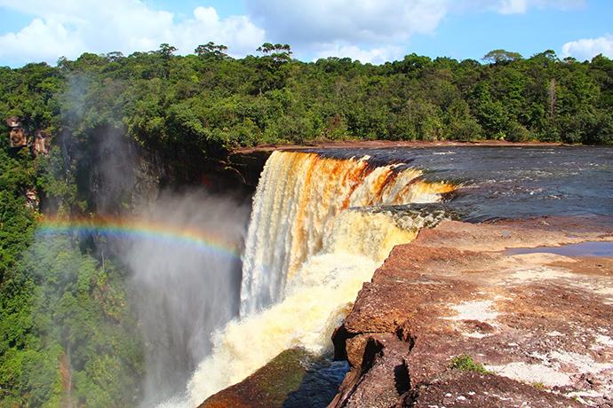 дворы исторической водопад кайетур фото для смартфона любой