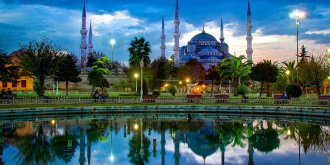 10 туристических достопримечательностей Стамбула