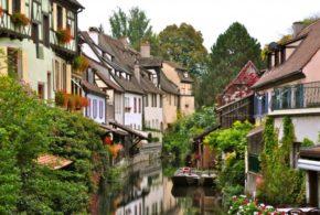 10 самых красивых мест во Франции