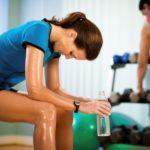 почему после тренировок увеличивается вес