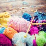 польза вязания для здоровья