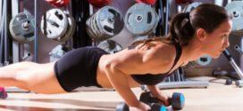 Пять эффективных упражнений на трицепс для женщин