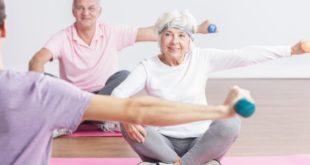 как тренироваться после 50 лет